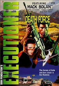 Death Force (Executioner, No 216)