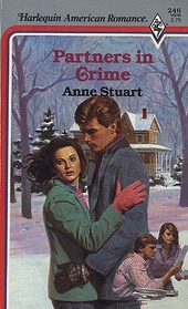 Partners In Crime (Harlequin American Romance, No 246)