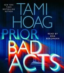 Prior Bad Acts (Kovac & Liska, Bk 3) (Audio CD) (Abridged)
