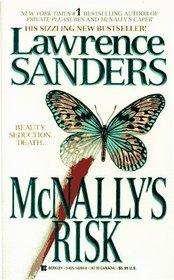 McNally's Risk (Archy McNally, Bk 3)