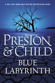 Blue Labyrinth: Library Edition (The Pendergast Novels)