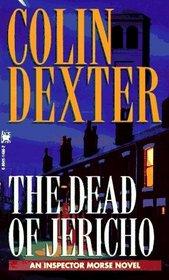 The Dead of Jericho (Inspector Morse, Bk 5)
