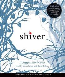 Shiver - Audio