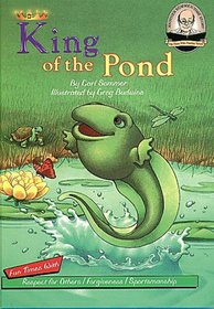 King Of The Pond with CD Read-Along (Another Sommer-Time Story Series)