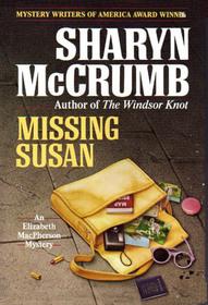 Missing Susan: An Elizabeth Macpherson Mystery (G.K. Hall Large Print Book)
