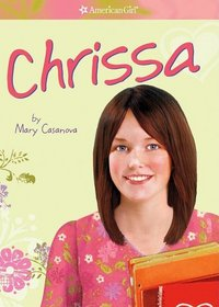 Chrissa (American Girl Today)