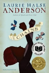 Chains (Seeds of America, Bk 1)