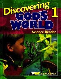 discovering God's world science reader 1st grade