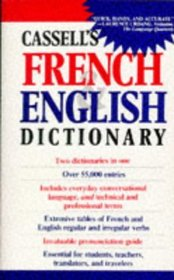 Cassell's Concise French-English English-French Dictionary