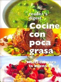 Cocine Con Poca Grasa (Spanish Edition)
