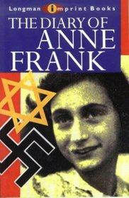 The Diary of Anne Frank (Longman Imprint Books)