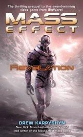 Revelation (Mass Effect, Bk 1)