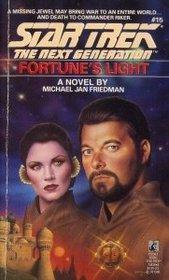 Fortune's Light (Star Trek The Next Generation, No 15)