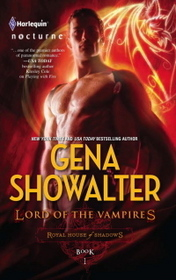 Lord of the Vampires (Royal House of Shadows, Bk 1) (Harlequin Nocturne, No 119)