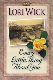 Every Little Thing About  You (Yellow Rose, Bk 1) (Large Print)