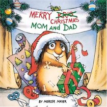 Merry Christmas Mom and Dad (Little Critter) (Golden Look-Look)
