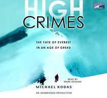 High Crimes (Audio CD) (Unabridged)