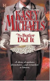 The Butler Did It (Westham-Brentwood, Bk 1)