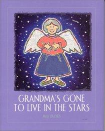 Grandma's Gone to Live in the Stars (Concept Books (Albert Whitman))