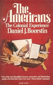 The Americans - The Colonial Experience