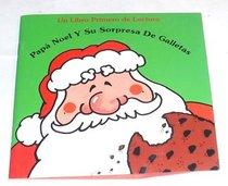 Papa Noel Y Su Sorpresa De Galletas (First Start Easy Reader) (Spanish Edition)