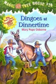 Dingoes at Dinnertime (Magic Tree House, Bk 20)
