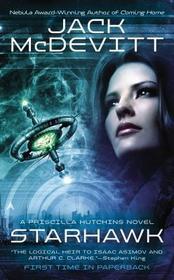 Starhawk (Priscilla Hutchins, Bk 1)
