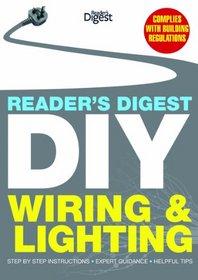 Reader's Digest Diy: Wiring and Lighting