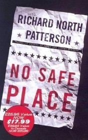 No Safe Place (Kerry Kilcannon, Bk 1) (Audio Cassette)