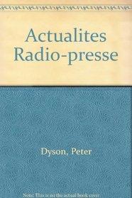 Actualites Radio-presse