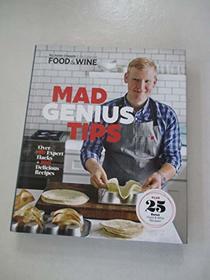 Mad Genius Tips: