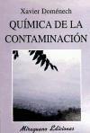 Quimica de La Contaminacion (Spanish Edition)