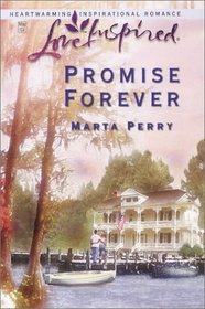 Promise Forever (Caldwell Clan, Bk 4) (Love Inspired, No 209)