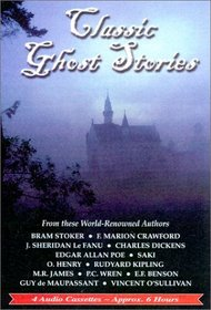 Classic Ghost Stories (Audio Cassette) (Unabridged)