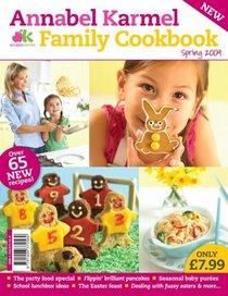 Annabel Karmel Family Cookbook: Spring 2009