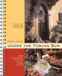 Under the Tuscan Sun 2007 Engagement Calendar