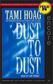 Dust to Dust (Kovac & Liska, Bk 2) (Audio Cassette) (Abridged)