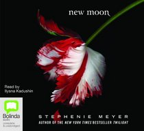 New Moon (Twilight, Bk 2) (Audio CD) (Unabridged)