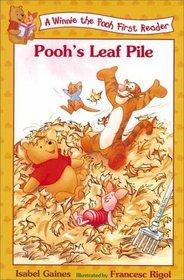 Pooh's Leaf Pile (Winnie the Pooh First Readers, 17)