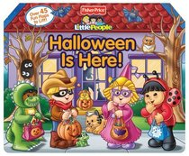 Fisher Price Little People Halloween is Here (Fisher Price Lift the Flap)