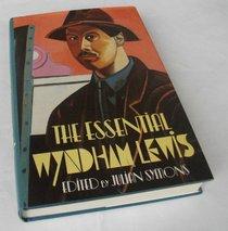 The Essential Wyndham Lewis