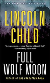 Full Wolf Moon (Jeremy Logan, Bk 5)