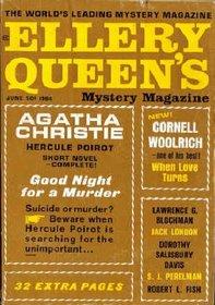 Ellery Queen's Mystery Magazine, June 1964 (Vol. 43, No. 6)