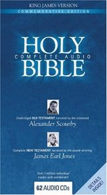 Complete Audio Holy Bible: King James Version
