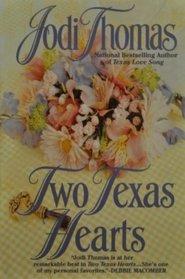 Two Texas Hearts (McQuillen, Bk 2)