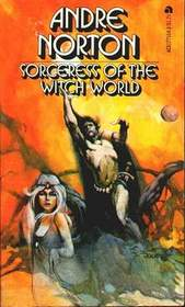 Sorceress of the Witch World (Witch World: Estcarp, #5)