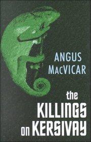 The Killings on Kersivay (Black Dagger Crime)