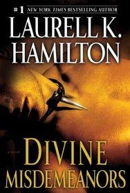 Divine Misdemeanors (Meredith Gentry, Bk 8)