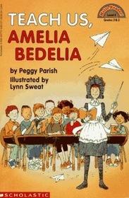 Teach Us, Amelia Bedelia (I Can Read, Level 2)