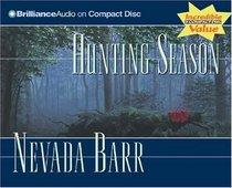 Hunting Season (Anna Pigeon, Bk 10) (Audio Abridged)